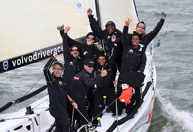 BAE Systems transmanche Normandy sailing Week