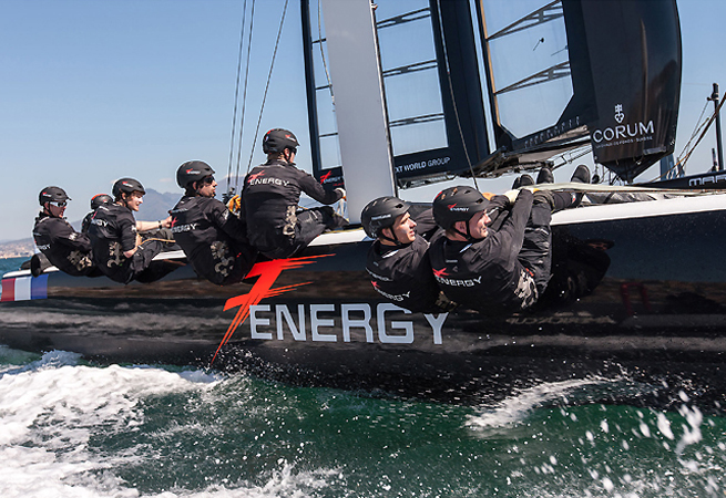 Next World Energy Youth America`s Cup