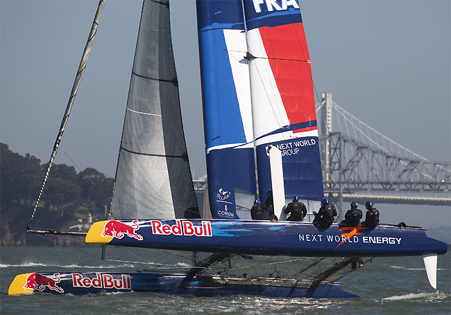 Entraînement San Francisco Next World Energy