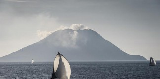 Passage Stromboli Middle Sea Race 2013