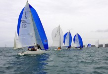 J/80 National Cherbourg 2013