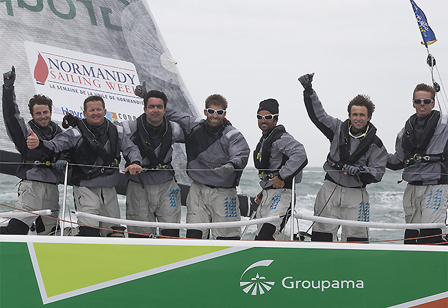 Groupama au Havre Normandy sailing Week