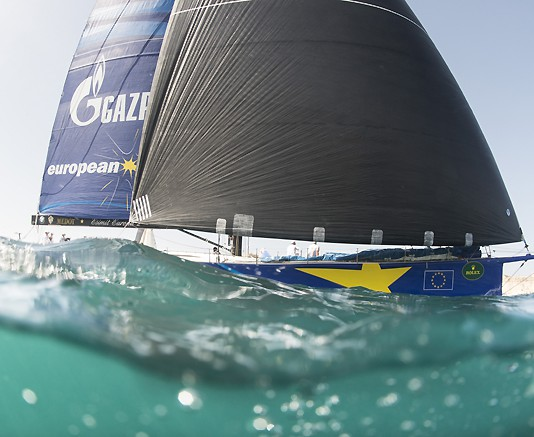 Esimit Europa 2 Middle Sea Race 2014