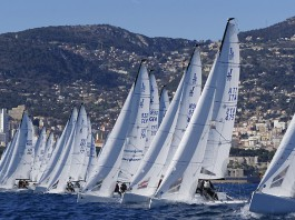 Monaco Sportsboat Winter Series J/70