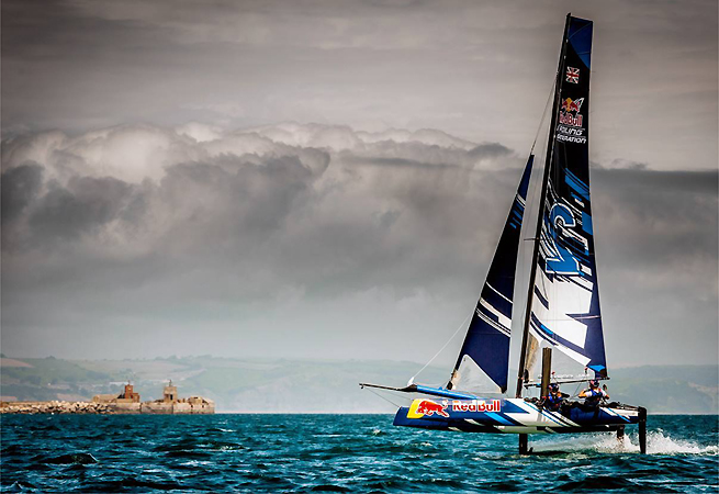 Red Bull Flying Generation Weymouth
