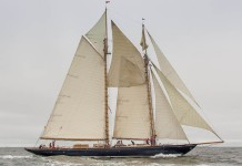 Mariette of 1915 Transatlantic Race
