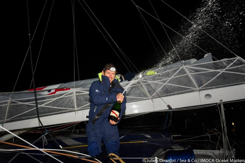 Julien Girardot / Sea &Co / IMOCA Oceanmaster