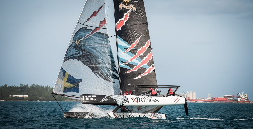 January 10th 2016 || M32 Series Bermuda || Day 2 of the M32 Series in Bermuda || Photo: © Brian Carlin/M32