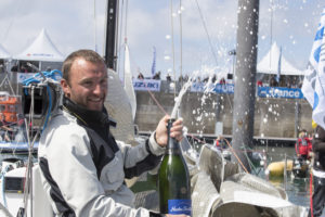 Solitaire Urgo Le Figaro. Hardy conserve sa victoire, Richomme perd 6 minutes