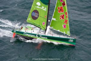 Vendée Globe 2020. Miranda Merron inscrite officiellement